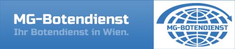 Botendienst Wien: MG-Botendienst, Ihr Botendienst in Wien