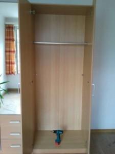 Umzug mit Möbelmontage inWien